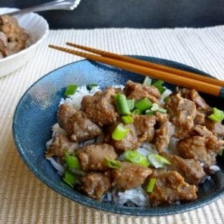 Nigella Lawson's Chicken Teriyaki Recipe