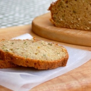 Zucchini Bread with Coconut