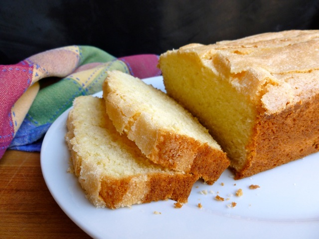 Nigella Lawon S Mother In Law S Madeira Cake Simple