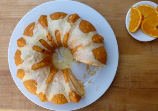 Orangesicle Cake Recipe From Scratch