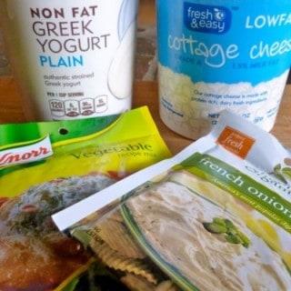 Skinny Dip Ingredients