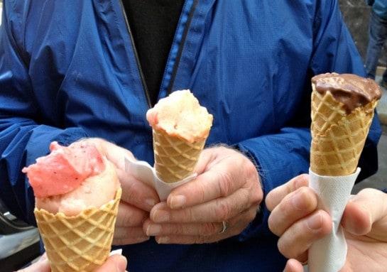 Berthillon Ice Cream, Paris