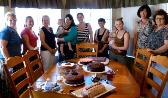 Initial Meeting Phoenix Clandestine Cake Club