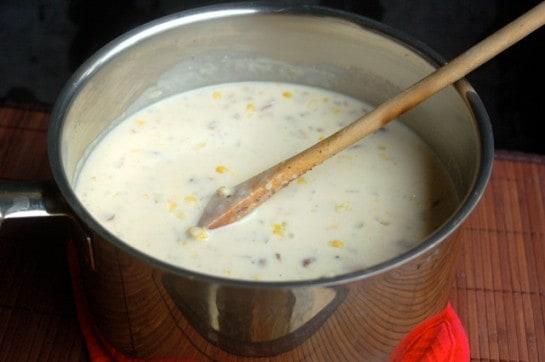 Maine Corn Chowder