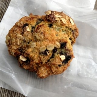 Standard Baking Company Blueberry Oat Scone