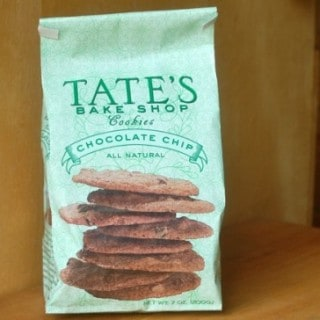 Tates Bake Shop Cookies Number 1 for Weight Watchers