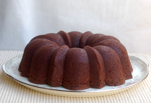 Chocolate Pound Cake Glaze Recipe