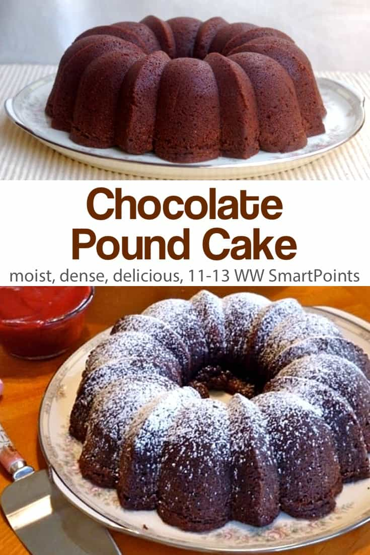 Chocolate Pound Cake Recipe Simple Nourished Living
