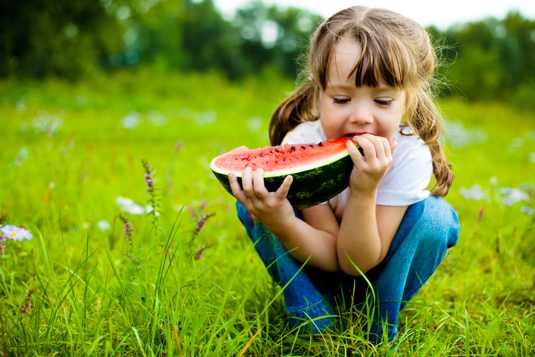 Life's Simple Pleasures: Watermelon