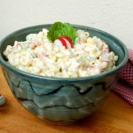 Classic Potato Salad Made Lighter