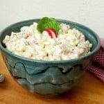 Classic Potato Salad Made Lighter