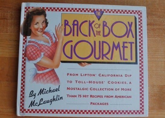 Classic Macaroni Salad Back of the Box Gourmet