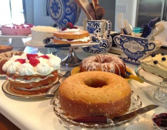 I Ate Too Much Cake at the Clandestine Cake Club Gathering