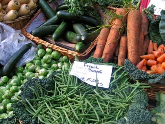 Prescription for Fruits and Vegetables