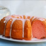 Pink Lemonade Bundt Cake