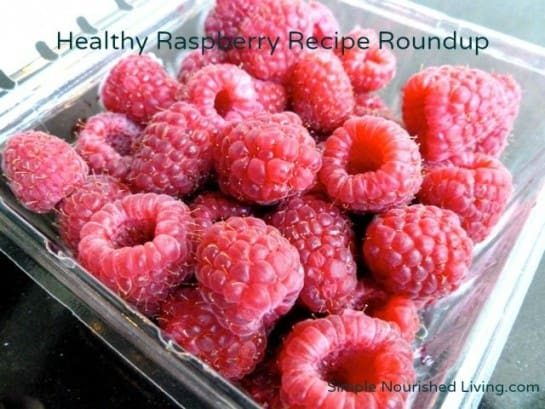 Raspberries Recipes Roundup