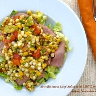 Southwestern Beef Salad