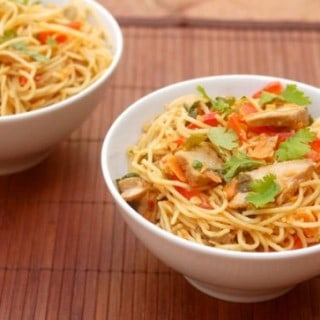 Thani Peanut Noodles with Pork