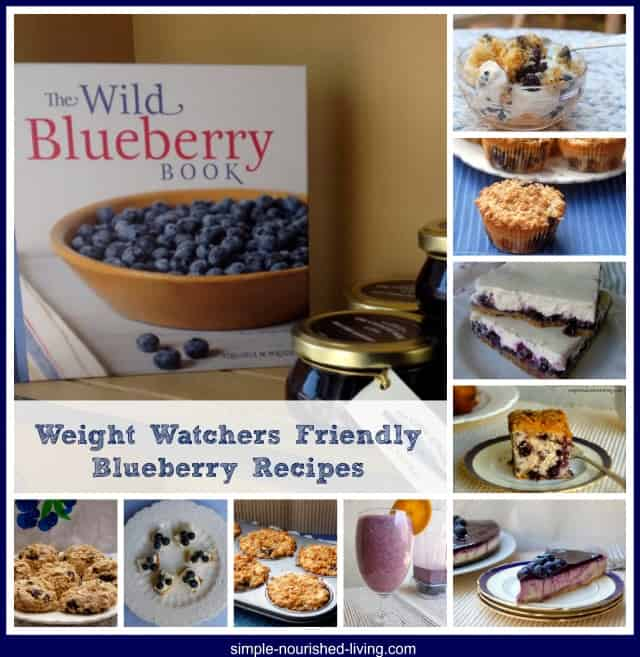 Weight Watchers Blueberry Recipes