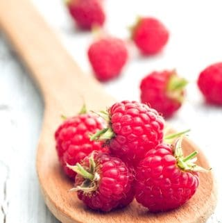 Healthy Raspberry Recipes Roundup!
