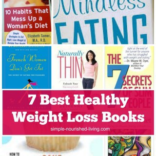7 Best Healthy Weight Loss Books