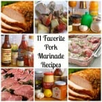 11 Favorite Pork Marinade Recipes