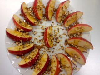 Weight Watchers Apple Dessert Recipes - Caramel Apple Slices