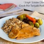 Crock Pot Teriyaki Pork Roast Recipe