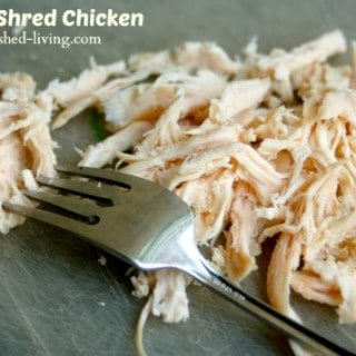 How to Shred Chicken