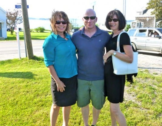 Get Happy Losing Weight Celebrating in Maine