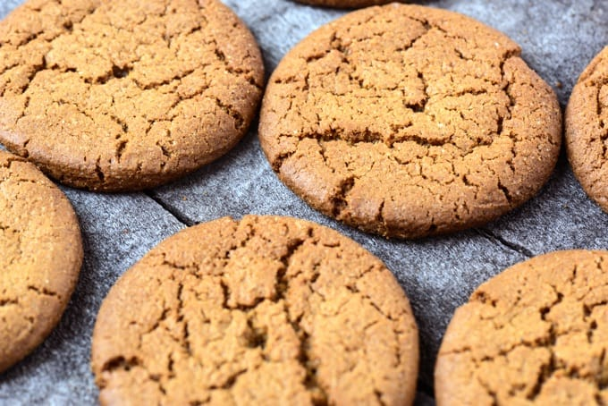 Low Calorie Recipes With Cake Mix: Giant Low-Fat Spice Cake Mix Cookies Recipe