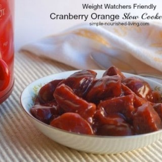 Cranberry Orage Slow Cooker Beets