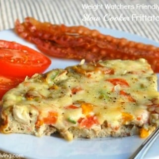 Weight Watchers Slow Cooker Frittata