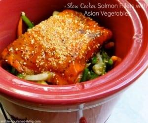 Slow Cooker Salmon Veg Text