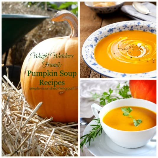 light healthy pumpkin soup recipes