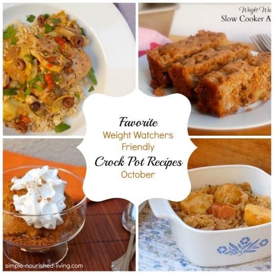 Favorite Crock Pot Recipes October