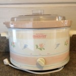 How To Choose a Slow Cooker My First Crock Pot