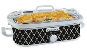 9x13-inch casserole crock pot