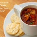 Slow Cooker Manhattan Chowder