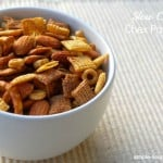 Crock Pot Chex Party Mix