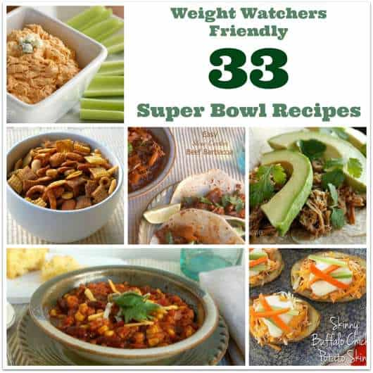 33 Weight Watchers-Friendly Slow Cooker Super Bowl Recipes