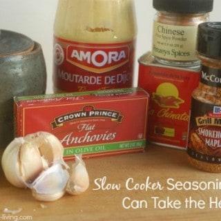Slow Cooker Seasonings