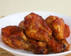 Spicy BBQ Drumsticks