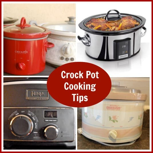 Slow Cooker Cooking Tips