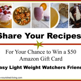 Share Your Favorite Recipes