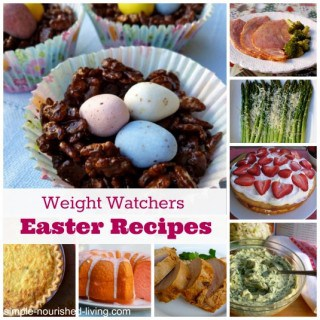Weight Watchers Easter Recipes with Freestyle SmartPoints