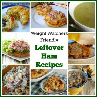 Weight Watchers Friendly Leftover Ham Recipes