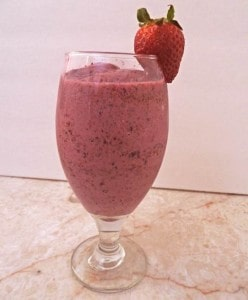 Low Calorie Breakfast Recipes Smoothies