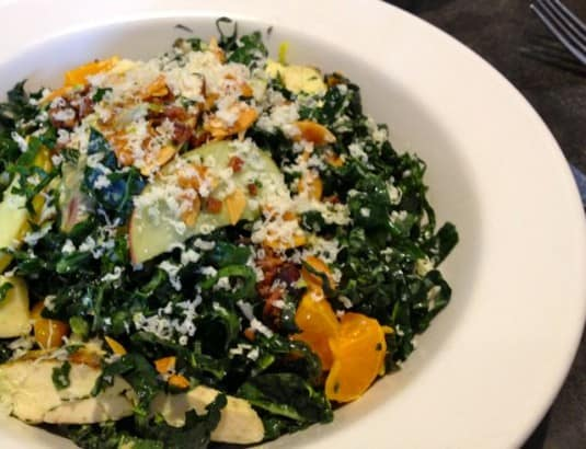 The Henry Kale Salad