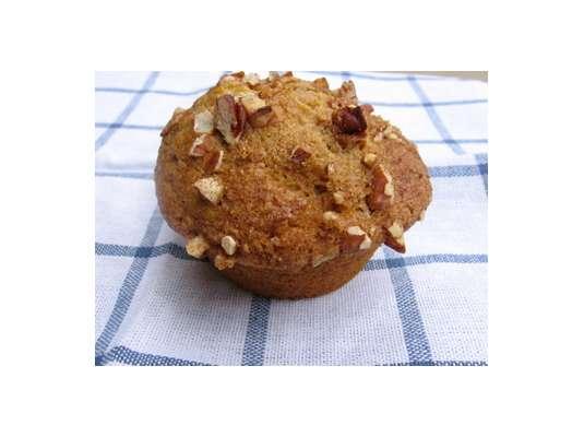 Apple Pecan Muffins